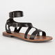 CITY CLASSIFIED Bangle Womens Sandals