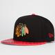 NEW ERA Reptile Mix Blackhawks Mens Strapback Hat