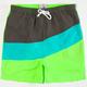 WELLEN Racer Mens Volley Shorts