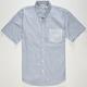 WELLEN Genlemen's Collection Ruggles Mens Oxford Shirt