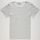 WELLEN Classic Stripe Mens Pocket Tee