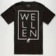 WELLEN Square Mens T-Shirt