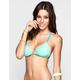 DAMSEL Macrame Triangle Bikini Top