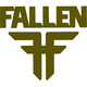 FALLEN Insignia Die Cut Sticker