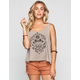 FULL TILT Boho Back Womens Tank