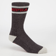SUPRA Mark Mens Crew Socks