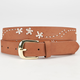 Flower Stitch Belt