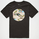 RIP CURL Crafted Heritage Mens T-Shirt