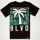 BLVD Plant Life Mens T-Shirt
