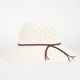 Crochet Womens Panama Hat