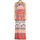 FULL TILT Ruffle Boho Girls Maxi Dress