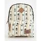 DICKIES Arrow Print Backpack