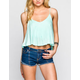 MINE Solid Womens Cami