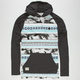 LIRA Tropical Aztec Mens Lightweight Hoodie