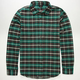 LRG Independent Mens Flannel Shirt