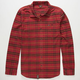 LRG Independent Mens Flannel Shirt