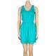 FULL TILT Ruffle Placket Dress