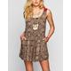 BILLABONG Long Weekendz Womens Romper Dress