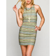 BILLABONG Sol Goddess Bodycon Dress