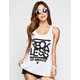 YOUNG & RECKLESS Gettin Up Womens Tank