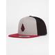 VOLCOM El Stone Boys Snapback Hat
