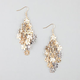 FULL TILT Daisy Shower Earrings