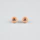 FULL TILT Crystal Stud Bead Earrings