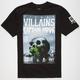 NEFF Disney Villains Skull Rock Mens T-Shirt