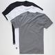 TAVIK 3 Pack Mens T-Shirts