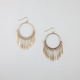 FULL TILT Hanging Stick Disc Earrings