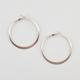 FULL TILT Clutchless Hoop Earrings