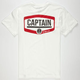 CAPTAIN FIN Adventure Mens T-Shirt