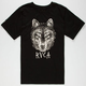 RVCA Wolf Head Mens T-Shirt