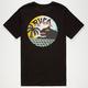 RVCA Monster Island Mens T-Shirt