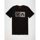 RVCA Hatch Box Mens T-Shirt