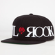 CIVIL x ROOK All Around Snapback Hat