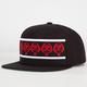CIVIL x ROOK Bonded Stripe Mens Snapback Hat