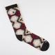 HURLEY Saffron Mens Crew Socks
