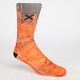 ODD SOX Fire Mens Tube Socks