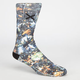 ODD SOX Carats Mens Tube Socks