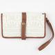 Crochet Overlay Snap Wallet