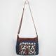 Daisy Print Crossbody Bag