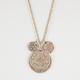 FULL TILT Compass Charm Necklace