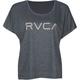 RVCA Stitches Womens Tee
