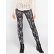 FULL TILT Baroque Print Womens Leggings