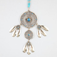 FULL TILT Dream Catcher Statement Necklace