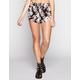 VOLCOM Noir Womens Shorts