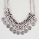 FULL TILT Chain Disc Necklace