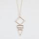 FULL TILT Geo Wire Necklace