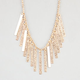 FULL TILT Diamond Dust Stick Necklace
